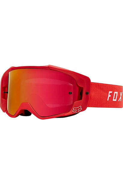 Lunette cross Fox Vue dusc Rouge Flame