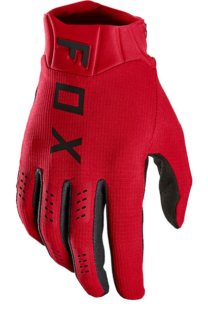 Gants cross Fox Flexair Rouge Flame  2021