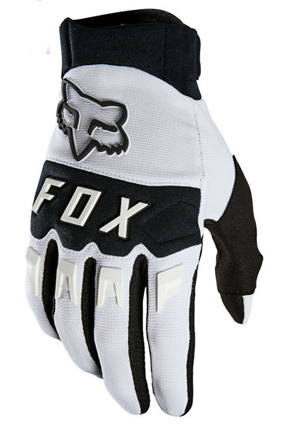 Gants cross Fox Dirtpaw Blanc  2021
