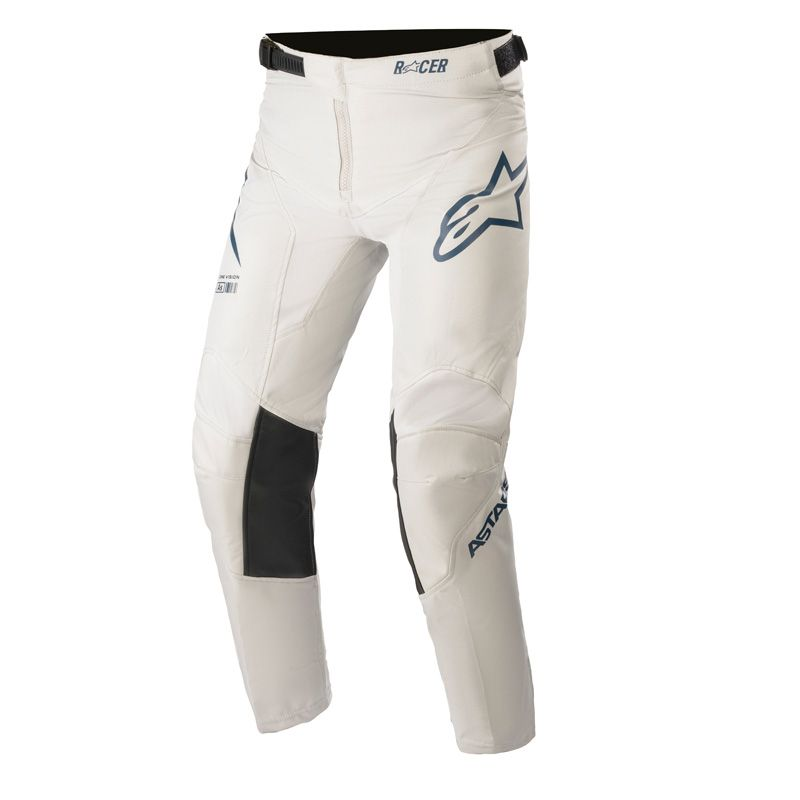 Pantalon cross enfants Alpinestars racer braap orange/gris/bleu nuit  2021
