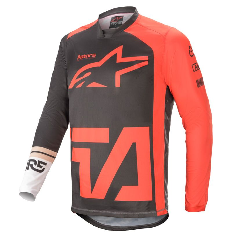 Maillot cross Alpinestars Racer Compass 2021