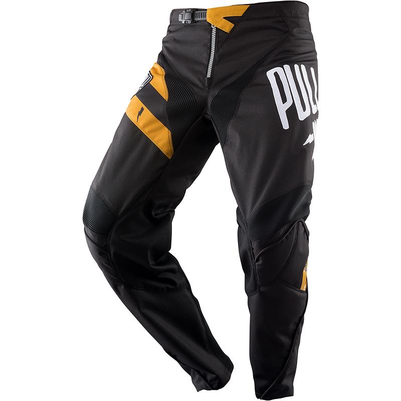 Pantalon cross  Pull In pull in challenger  Noir gold