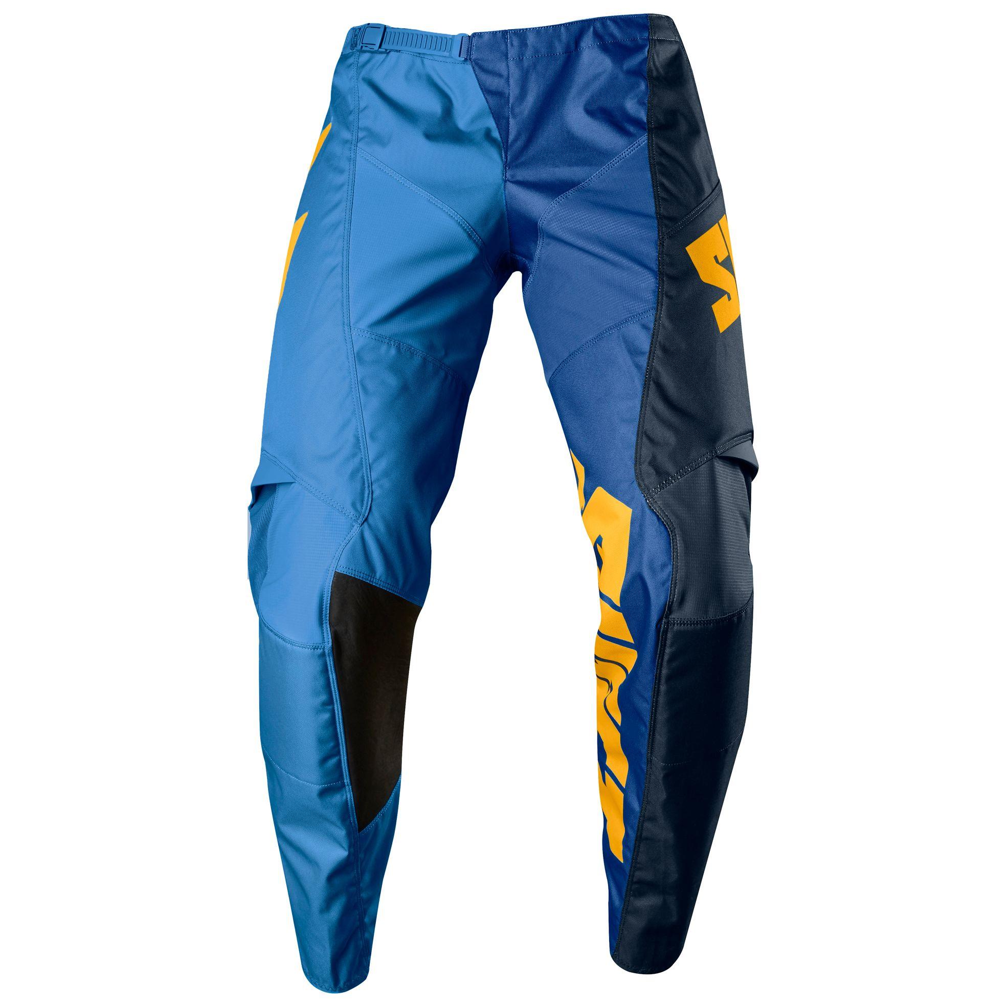 Pantalon cross Shift WHIT3 LABEL TARMAC Bleu  2018