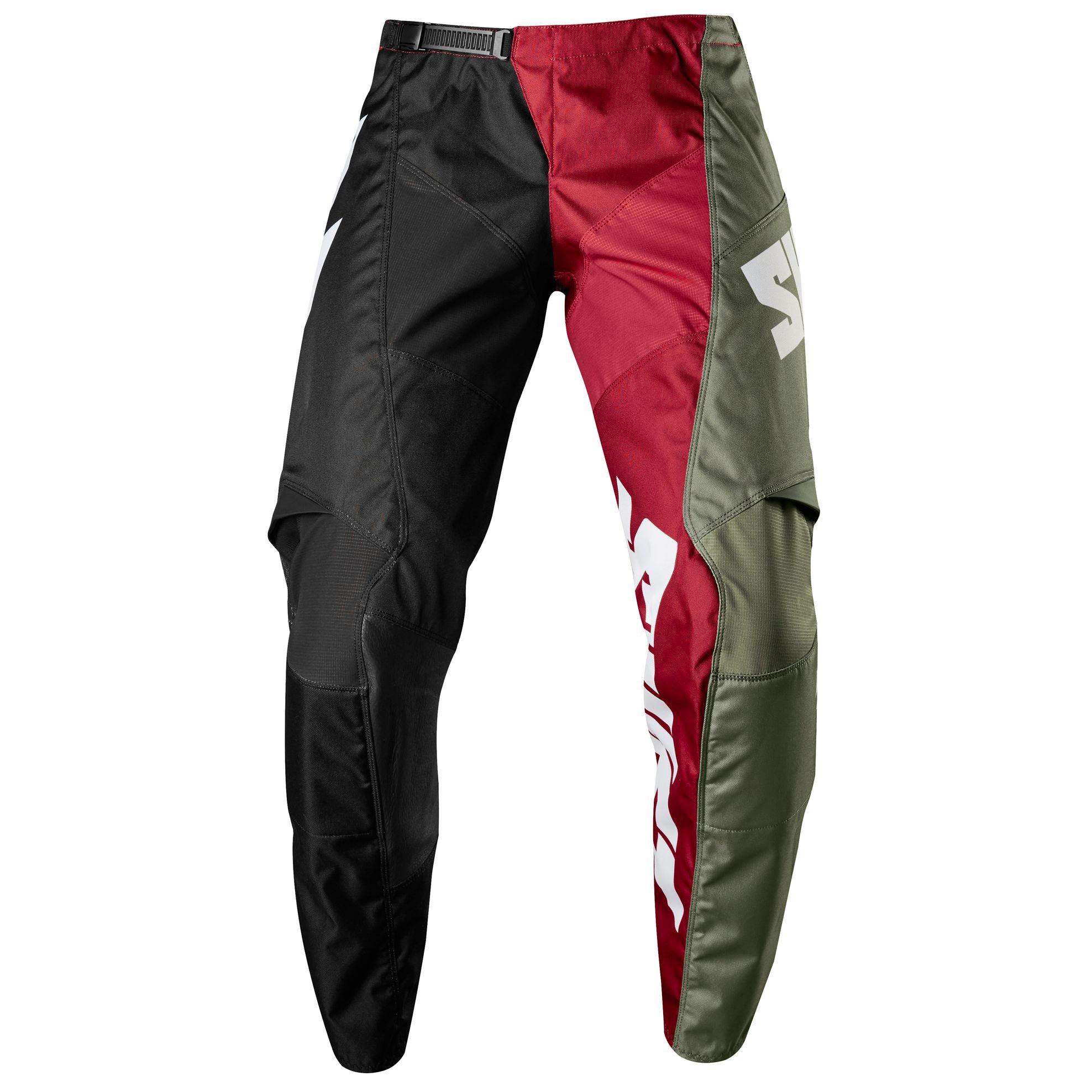 Pantalon cross Shift WHIT3 LABEL TARMAC Noir  2018