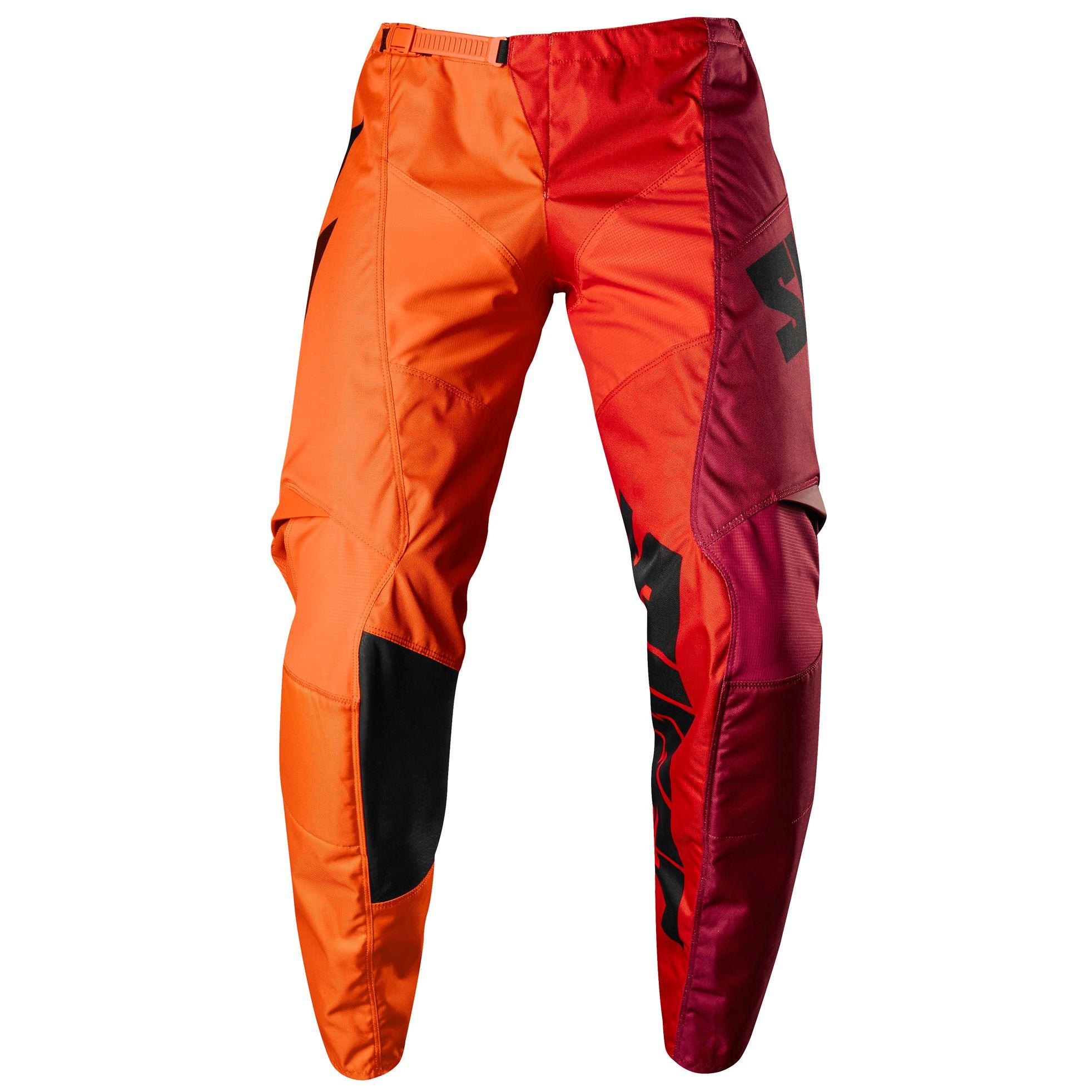 Pantalon cross Shift WHIT3 LABEL TARMAC Orange  2018