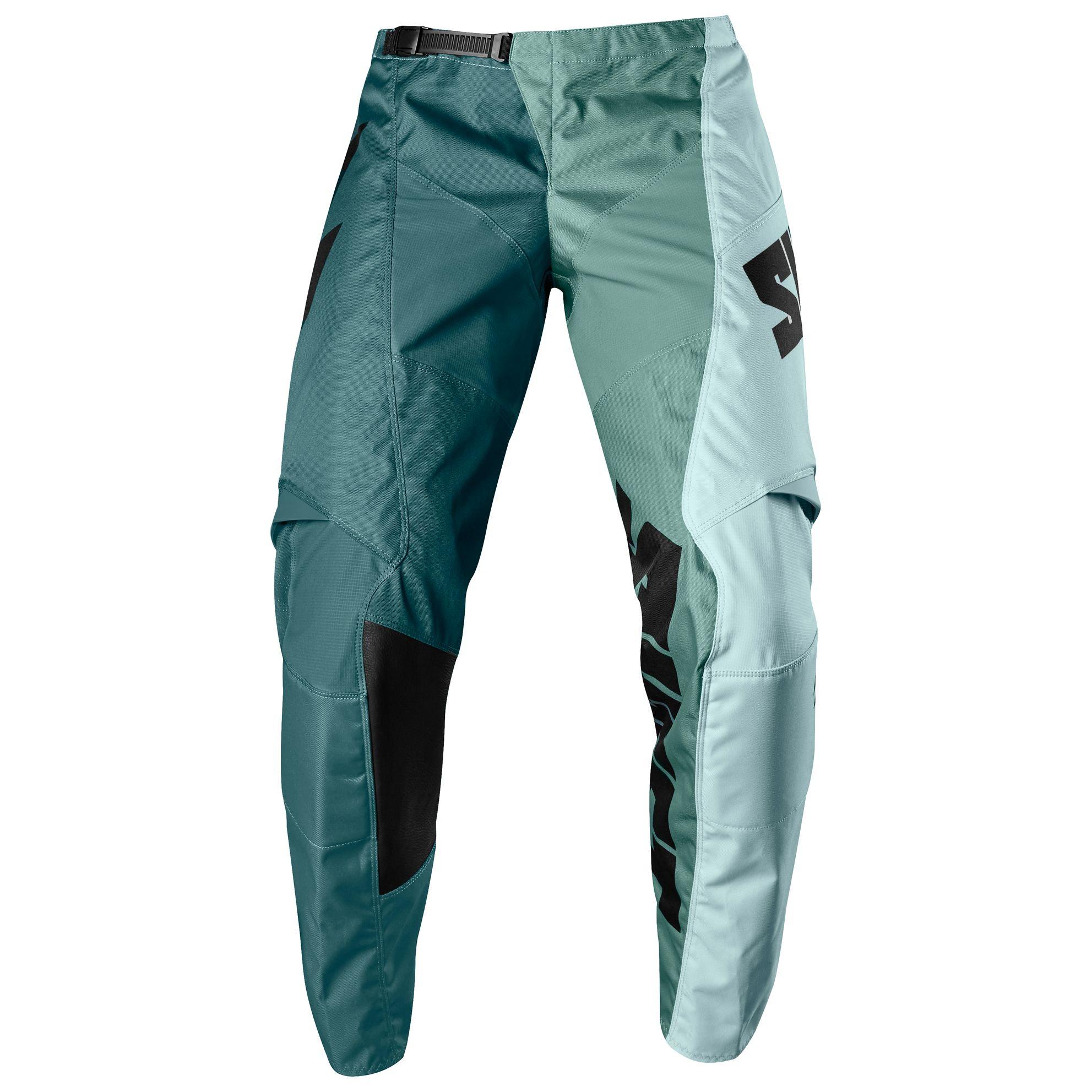 Pantalon cross Shift WHIT3 LABEL TARMAC teal  2018